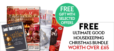 Good Housekeeping Christmas Bundle