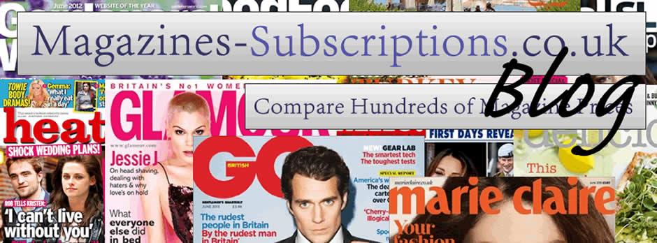 Magazines-Subscriptions.co.uk Blog