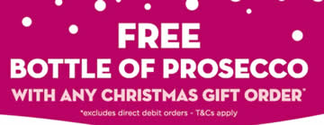 Free Prosecco Magazine Offer