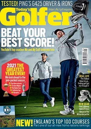 todays golfer magazine